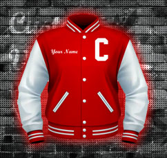 Classic Letter Jacket