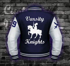 Knights Team Jacket