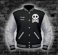Pirates Team Jacket
